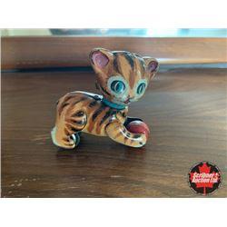 Tin Baby Tiger Toy