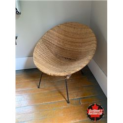 Wicker Vernazza Chairs (2)