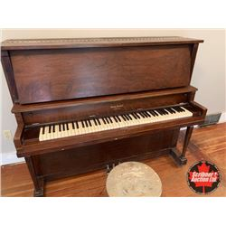 """Upright Piano """"Henry Herbert"""" (Stool Sold Separately)"""