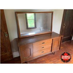 Bedroom Dresser w/Mirror