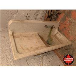 Original Potters House Sink
