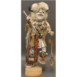 NAVAJO INDIAN DOLL(JASON)