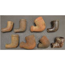 HUDSON BAY CLAY TRADE PIPES