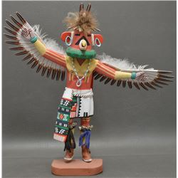 HOPI INDIAN KACHINA (HENRY SHELTON)