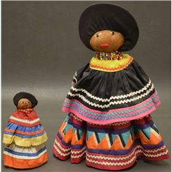 SEMINOLE INDIAN DOLLS