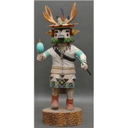 HOPI INDIAN KACHINA (TROY NASH)