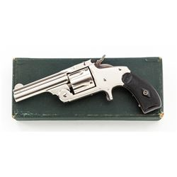 SW Spurtrigger 2nd Model 2nd Issue Revolver