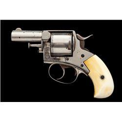 Webley ''Bull Dog'' Type Solid Frame Revolver