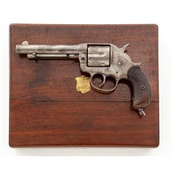 Cased Colt Model 1878 Frontier Double Action Revolver