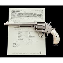 ''Colt Frontier Six-Shooter'' 1878 Double Action Frontier Revolver