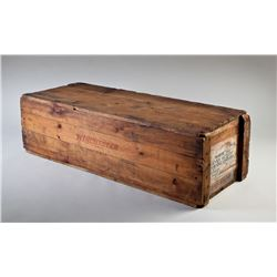 Original Winchester Delivery Crate