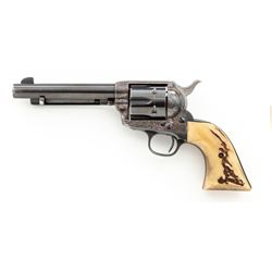 Antique Colt Model 1873 Single Action Army Revolver
