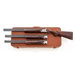 Browning Pointer Grade 3-Barrel Skeet Set