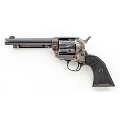 Early Colt 2nd Generation Single Action Army Revolver