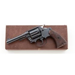 Post-War Colt Police Positive Special Double Action Revolver