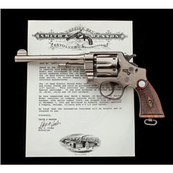 SW .44 Hand Ejector 2nd Model Double Action  Revolver