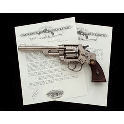 Early SW 1st Model Triplelock Double Action Revolver