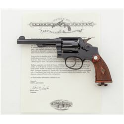 Pre-War SW Model 1905 (4th Change) Double Action Revolver