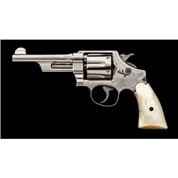 SW 3rd Model Hand Ejector Double Action Revolver