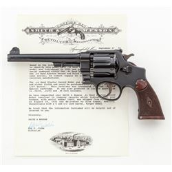 SW 2nd Model .44 Hand Ejector Double Action  Revolver