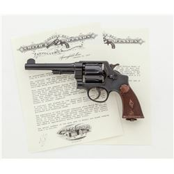 SW Commercial Model 1917 Double Action Revolver
