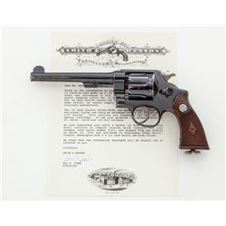 SW 2nd Model Hand Ejector Double Action Revolver