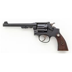 SW K-22 Outdoorsman Double Action Revolver