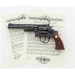 SW .38/.44 Outdoorsman Double Action Revolver