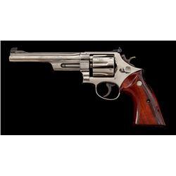 SW Pre-Model 27 Double Action Revolver