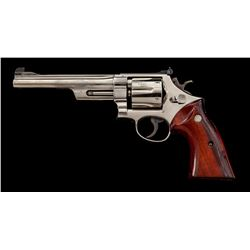 SW Pre-Model 27 Double Action Revolver