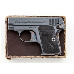 Colt Model 1908 Vest Pocket Semi-Auto Pistol