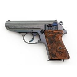 Wartime Commercial Walther PPK Semi-Auto Pistol