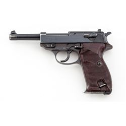 Wartime Walther P.38 Semi-Automatic Pistol