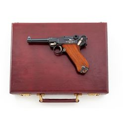 Original Mauser 75-Year Commemorative Luger