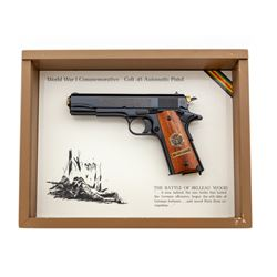 Colt WWI ''Belleau Wood'' 1911 Semi-Auto Pistol