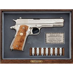 Colt WWII ''European Theater of Operations'' 1911 Pistol