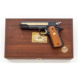 Colt USMC Commemorative Gov't Model Pistol