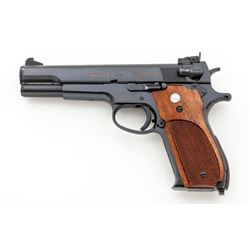 SW Model 52-1 Semi-Automatic Pistol