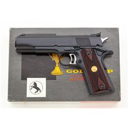 Colt Pre-Series 70 National Match Gov't Model Semi-Auto Pistol