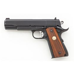 Customized Colt MK IV Series 70 Gov't Model Semi-Auto Pistol