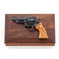 Factory ''A'' Engraved SW Model 29-2 Double Action Revolver