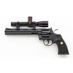 Colt Python Hunter Double Action Revolver