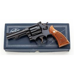 SW Model 15-3 K-38 Combat Masterpiece Double Action Revolver