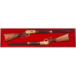 Winchester Cased Match Set 1 of 1000 Lever Action