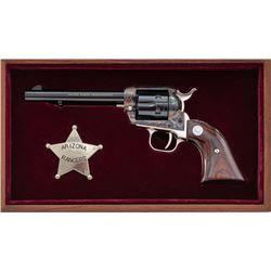 Two-Digit Colt Arizona Ranger Commemorative Single Action Revolver