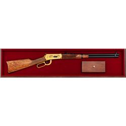 Cased Winchester Model 94 Limited Edition I Lever Action Carbine