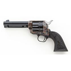 Early Colt 3rd Generation Single Action Army Revolver