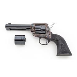 Colt Peacemaker Single Action Revolver