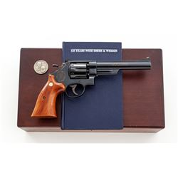 SW 125th Anniversary Model 25-3 Double Action Revolver