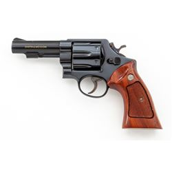 SW Model 58 Double Action Revolver